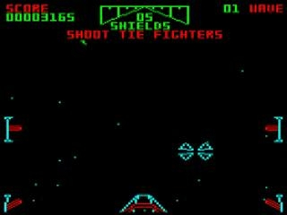 Star Wars [SSD] - Acorn BBC Micro (BBC Micro) rom download